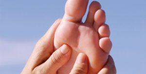Fühle etwas Neues - Fussreflexzonen-Massage