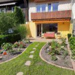 Haus Maria - Garten und Terrasse