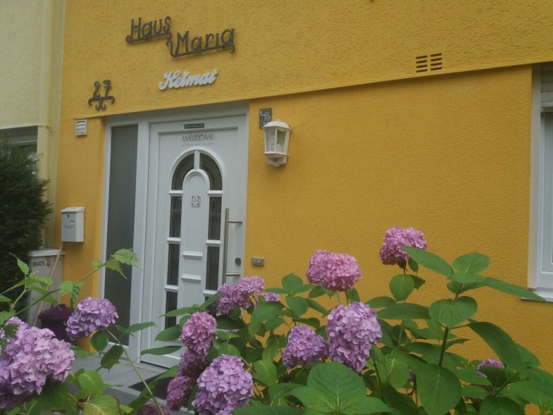 FeWo Haus Maria